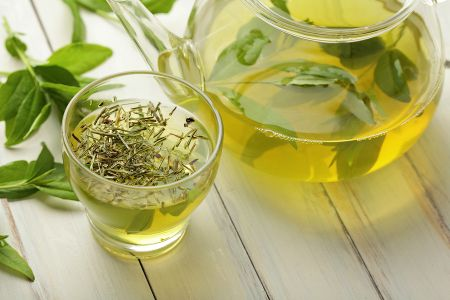 All about green tea0450