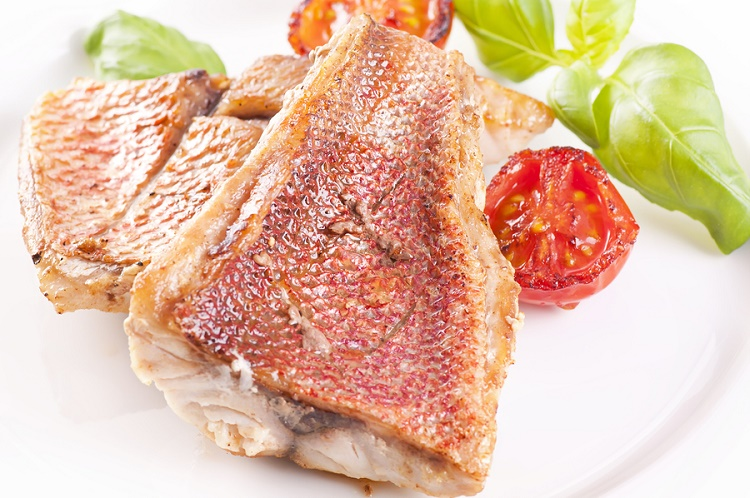 Greek-Style Snapper